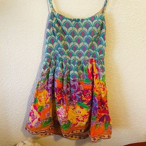 Floral Spring/Summer Dress! Perfect for Easter!!